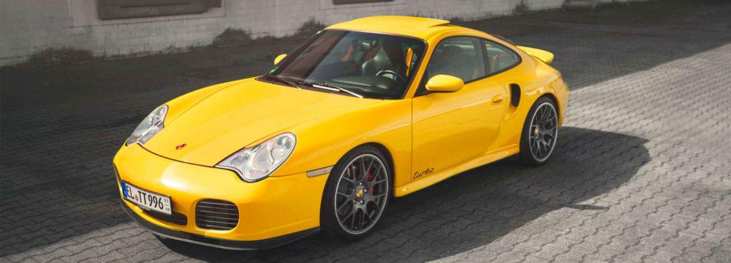 Porsche 996 Turbo For Sale UK