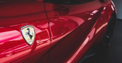 Ferrari Unveil New Hybrid Supercar