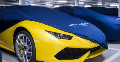 Windrush Supercar Parking
