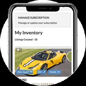 Drivefoundry Dealer Portal