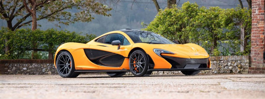 McLaren P1 Supercars For Sale