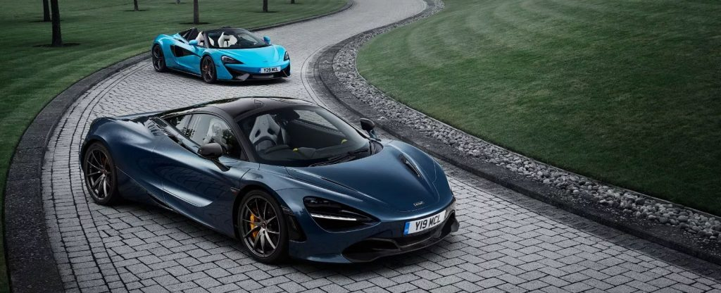 McLaren Cars For Sale