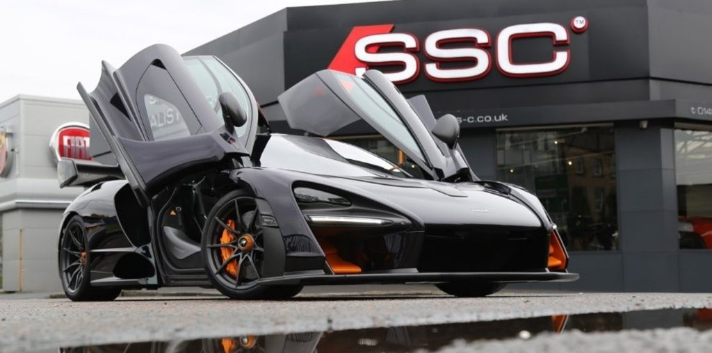 McLaren Senna For Sale UK