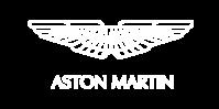 Aston Martin Logo White