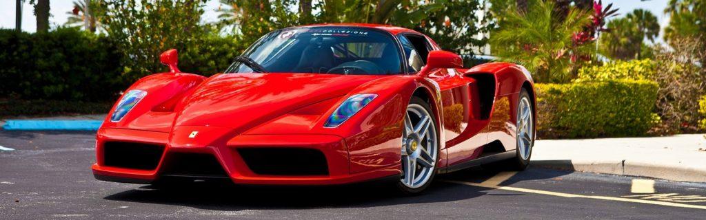 Ferrari Enzo Investment Car