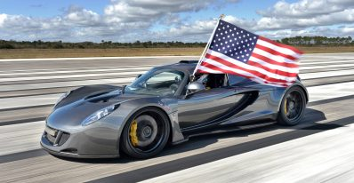 Hennessey Venom GT - The Greatest American Supercar