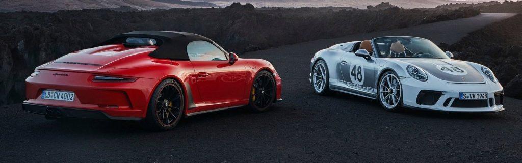 Porsche 911 991-2 Speedster Investment Car