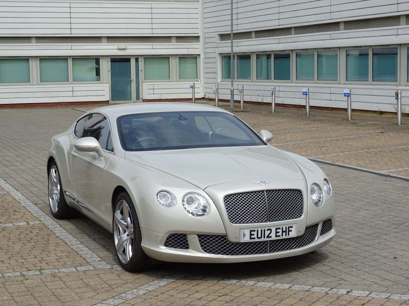 Bentley Continental 6.0 Mulliner GT 2dr full