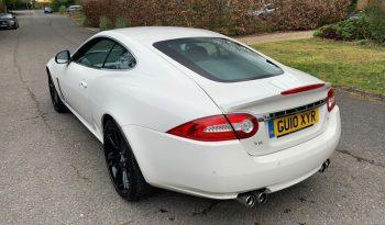 Jaguar XKR 5.0 Supercharged 2dr full