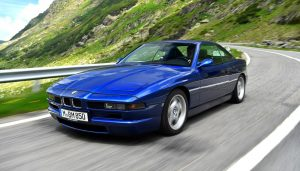 BMW 8 Series Classic Supercar