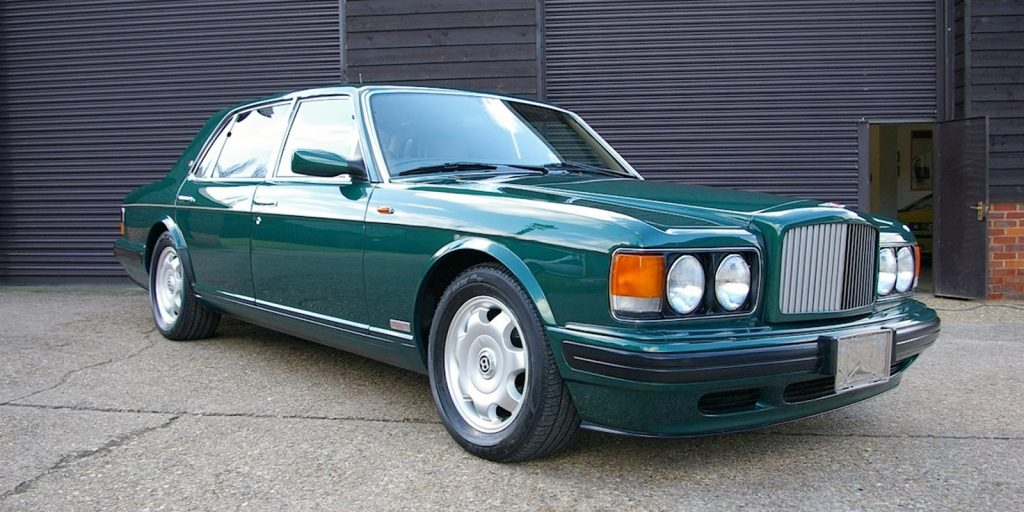Bentley Turbo R Classic Car