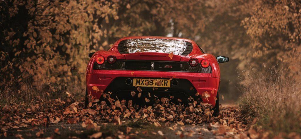 Cheap Supercars - Ferrari F430