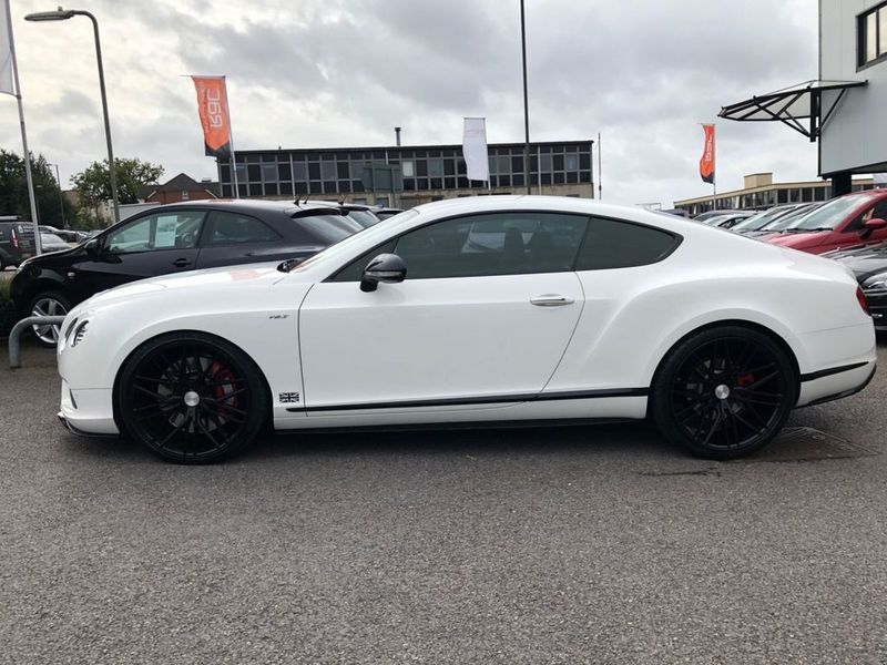 Bentley Continental 4.0 GT V8 S 2d AUTO 521 BHP FULL BENTLEY HISTORY full