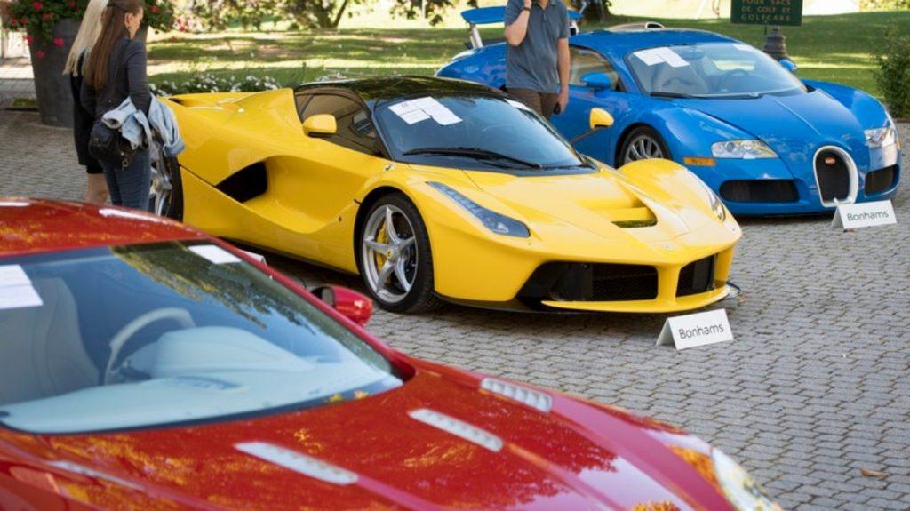 Bonhams Supercar Auction