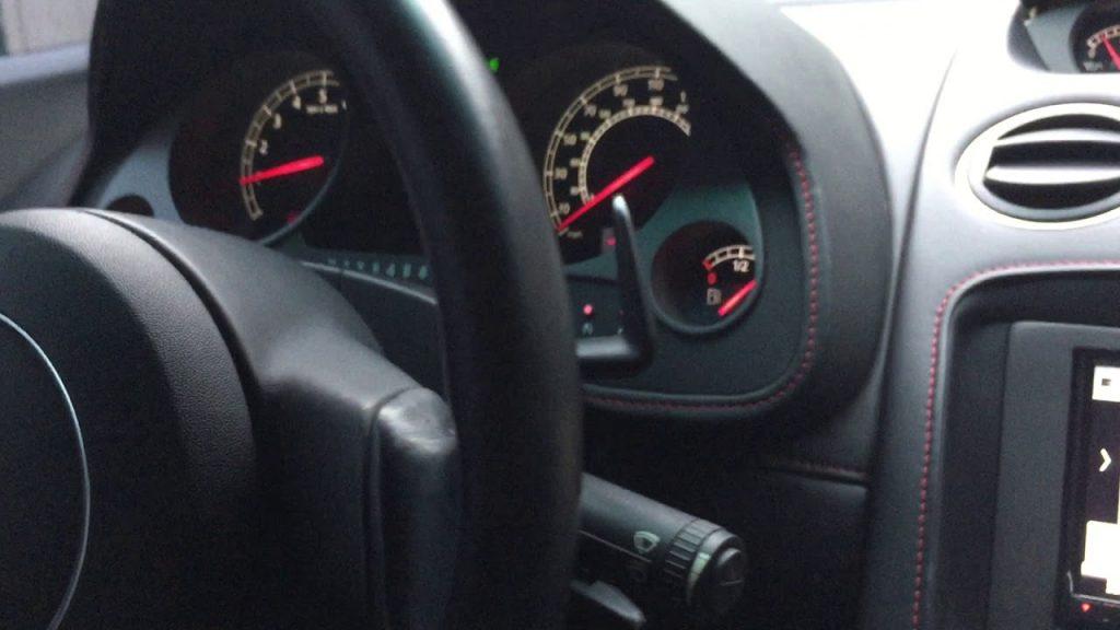 Cheap Supercars - Lamborghini Gallardo Interior