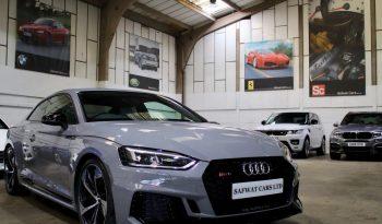 Audi RS5 2.9 TFSI V6 Tiptronic quattro (s/s) 2dr full