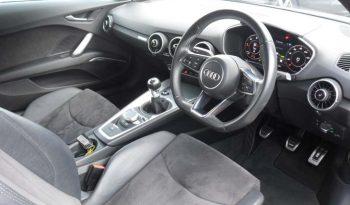 Audi TT 2.0 TDI ultra Sport (s/s) 3dr full