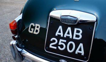 Jaguar Mark II 3.8 4dr full