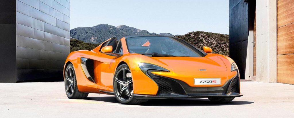 McLaren 650S For Sale