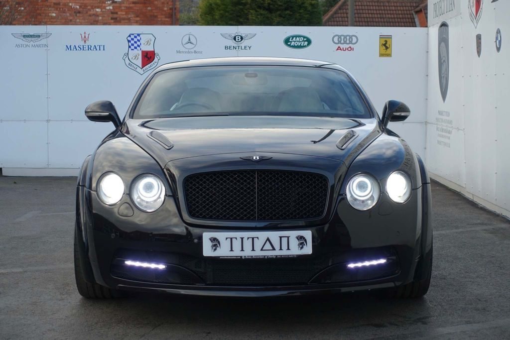 Bentley Continental 6.0 W12 GT Speed 2dr full