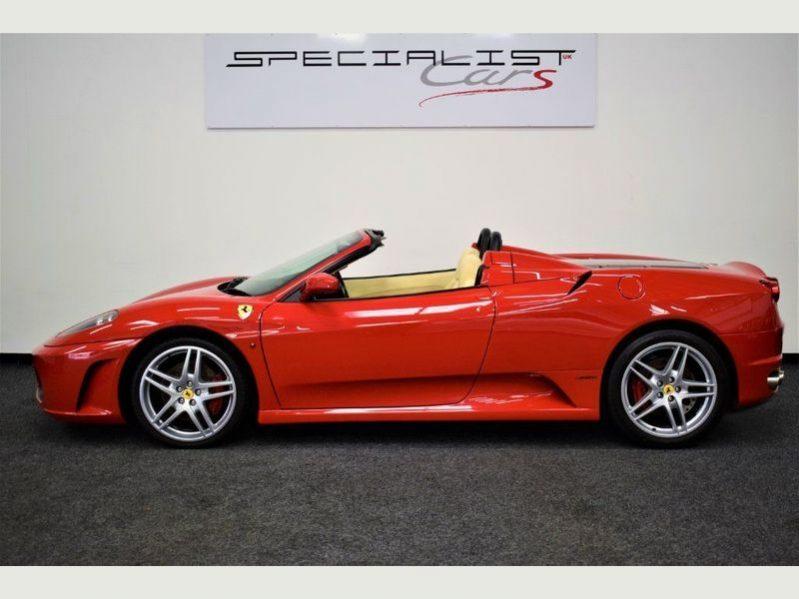 Ferrari F430 SPIDER 4.3 2dr full