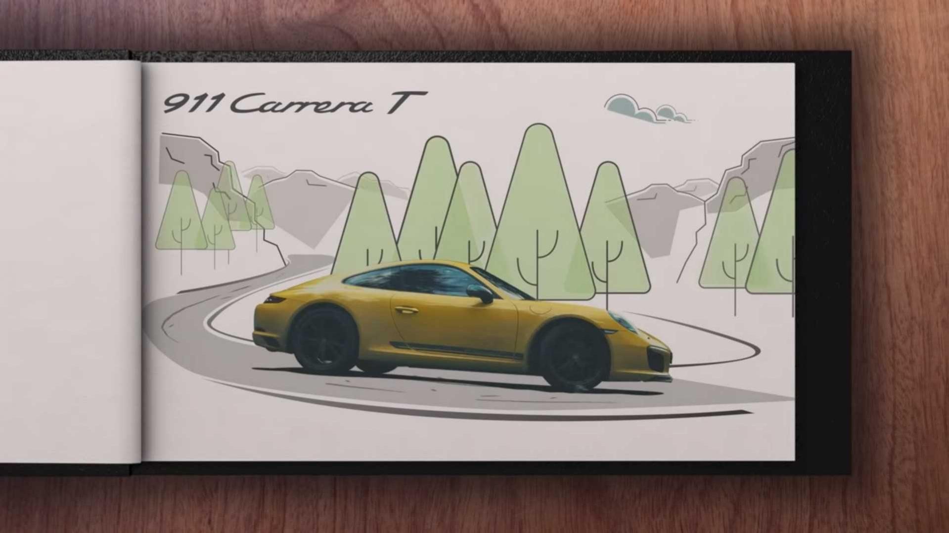 911 Carrera T For Sale