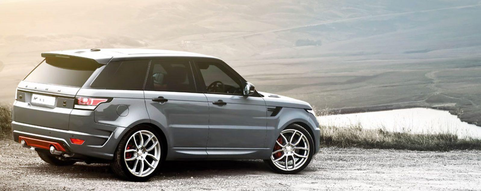 Kahn Range Rover Sport