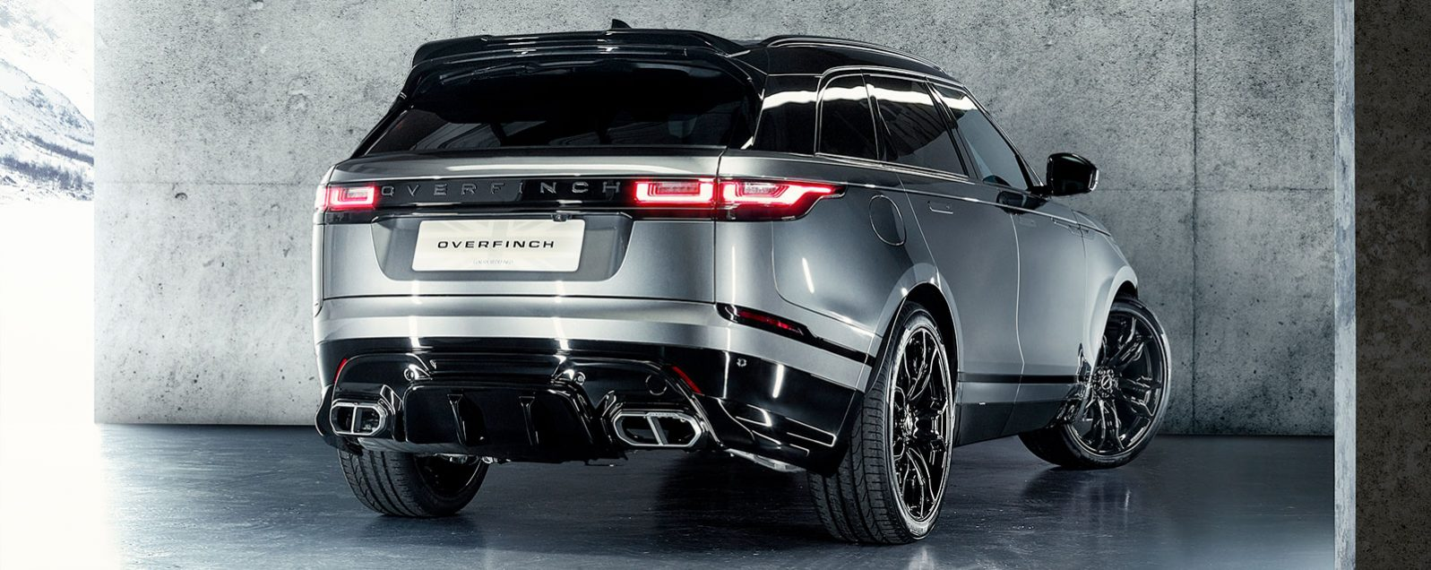 Overfinch Range Rover Super Sport