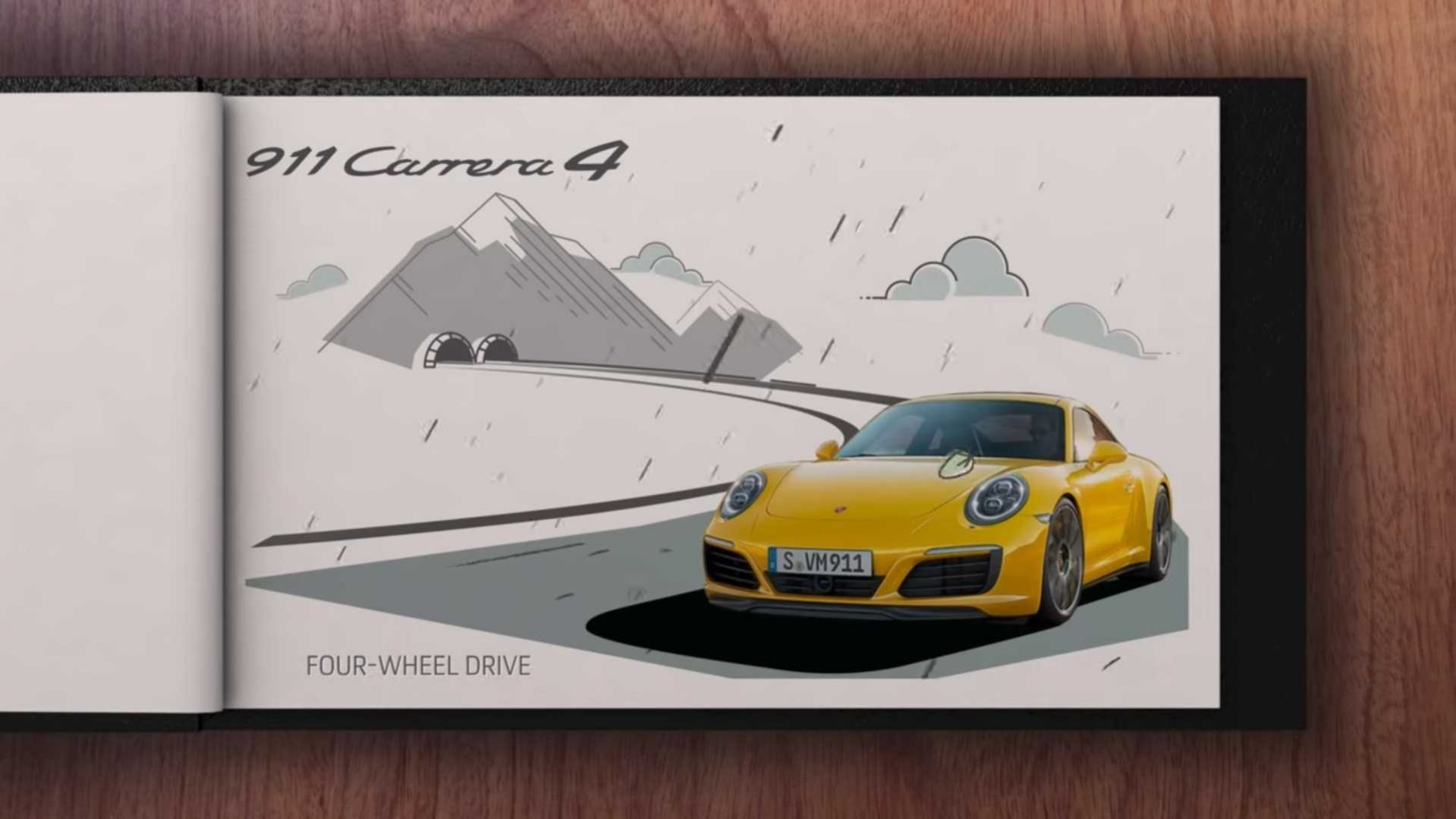 Porsche 911 Carrera 4 For Sale