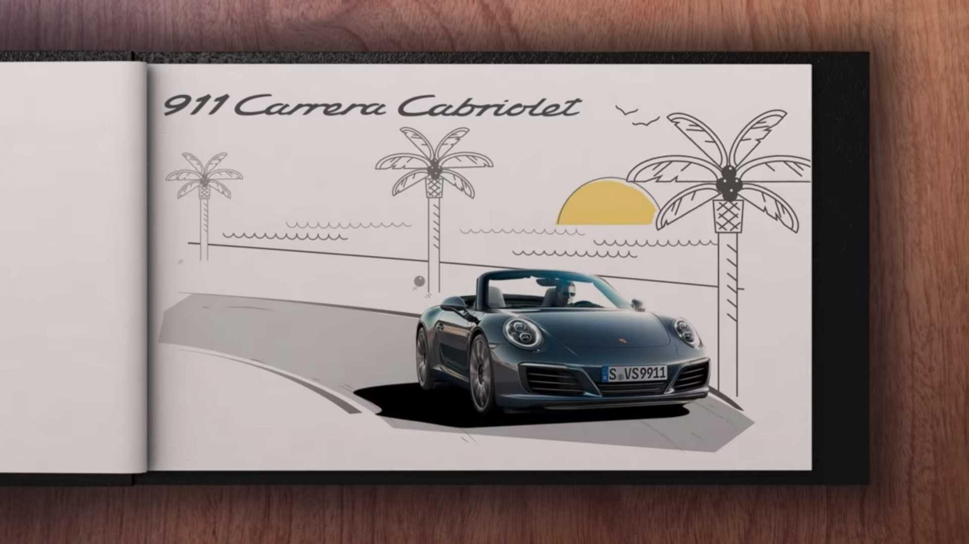 Porsche 911 Carrera Cabriolet For Sale