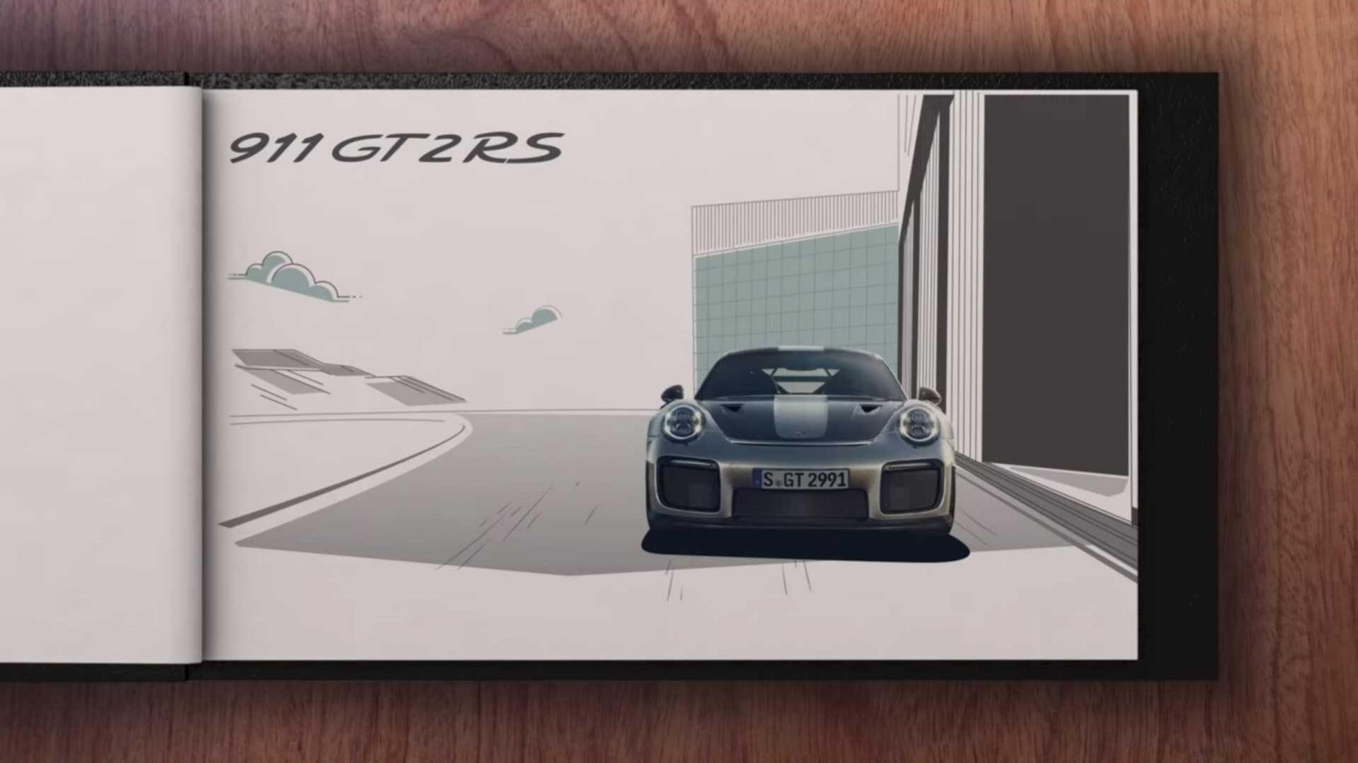 Porsche 911 GT2 RS For Sale