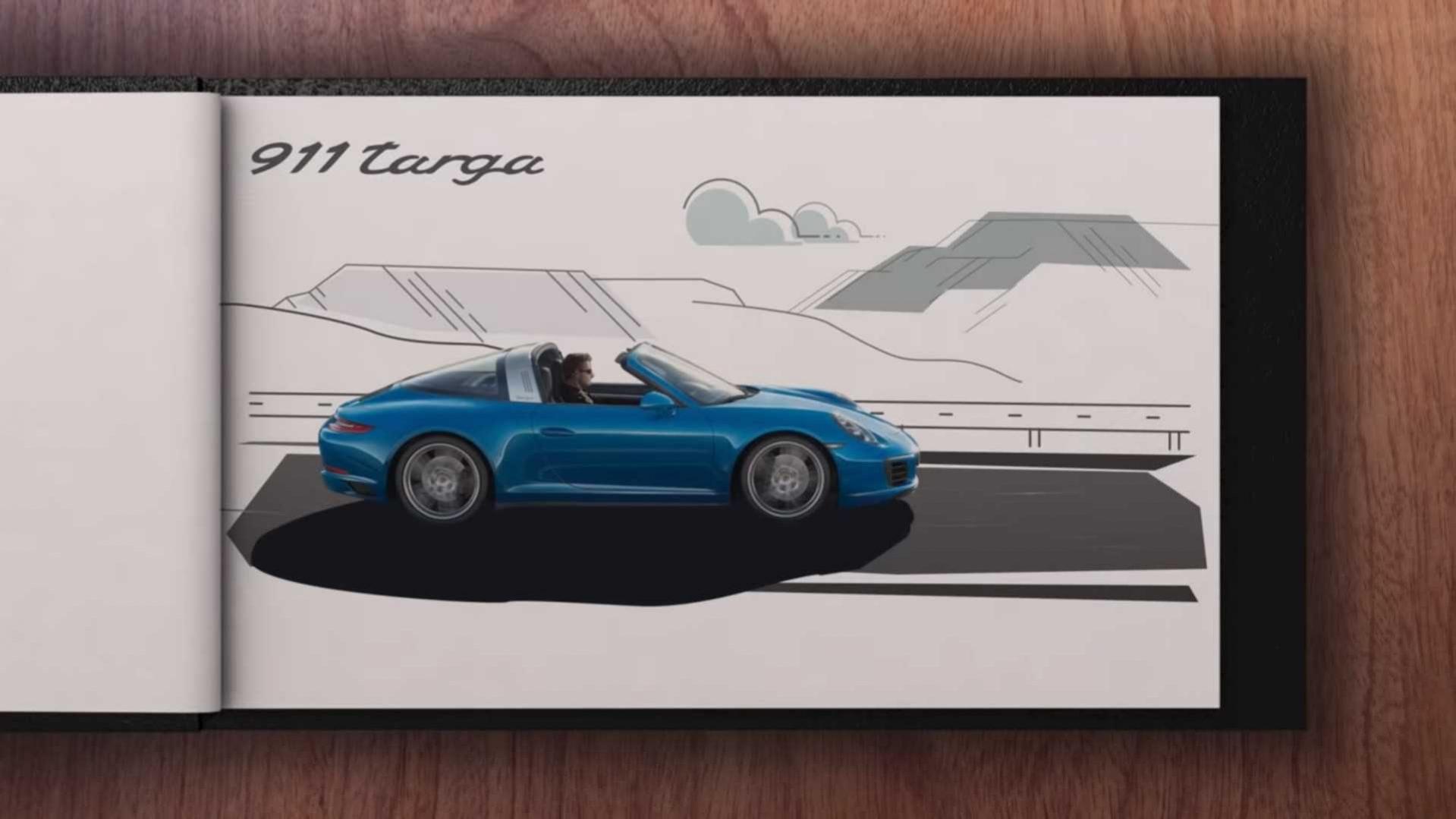 Porsche 911 Targa For Sale