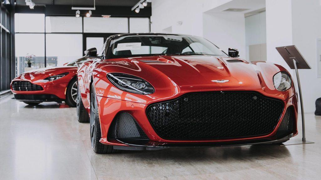 Used Aston Martin Zagatto For Sale