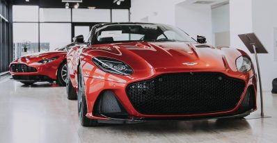 Used Aston Martin Zagatto For Sale