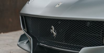 Ferrari Collectible Investment Car