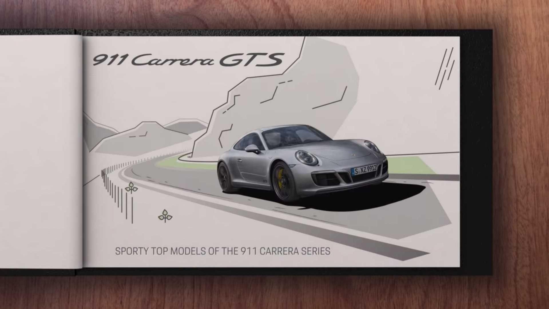 Porsche 911 Carrera GTS For Sale