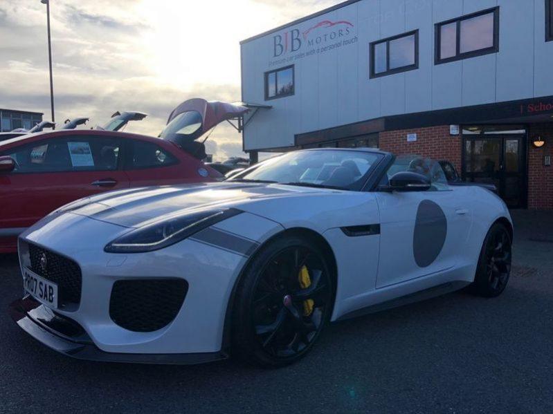 Jaguar F-Type 5.0 PROJECT 7 2d AUTO 567 BHP ONLY 610 MILES | RAR full