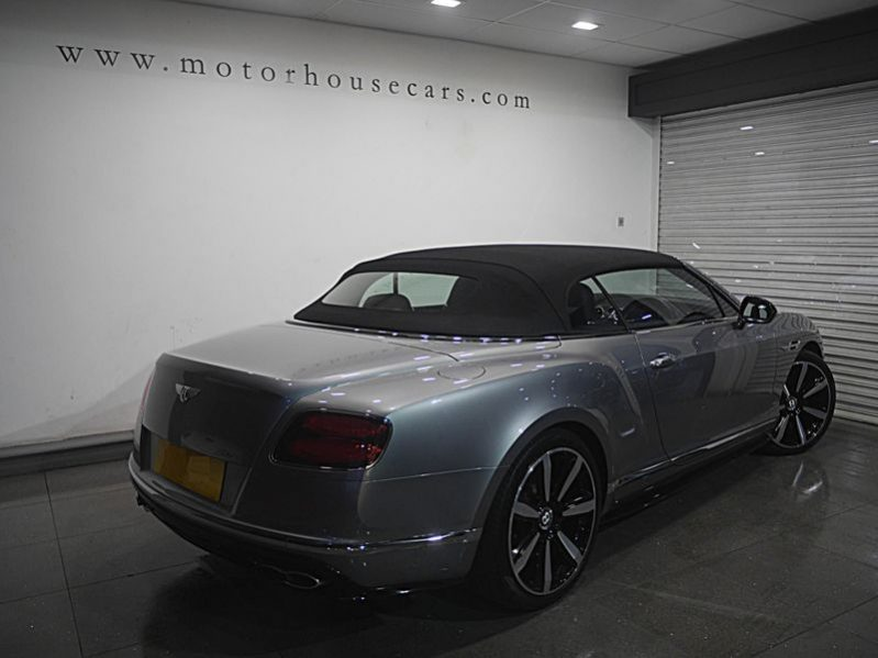 Bentley Continental 4.0 V8 GT S 2dr full