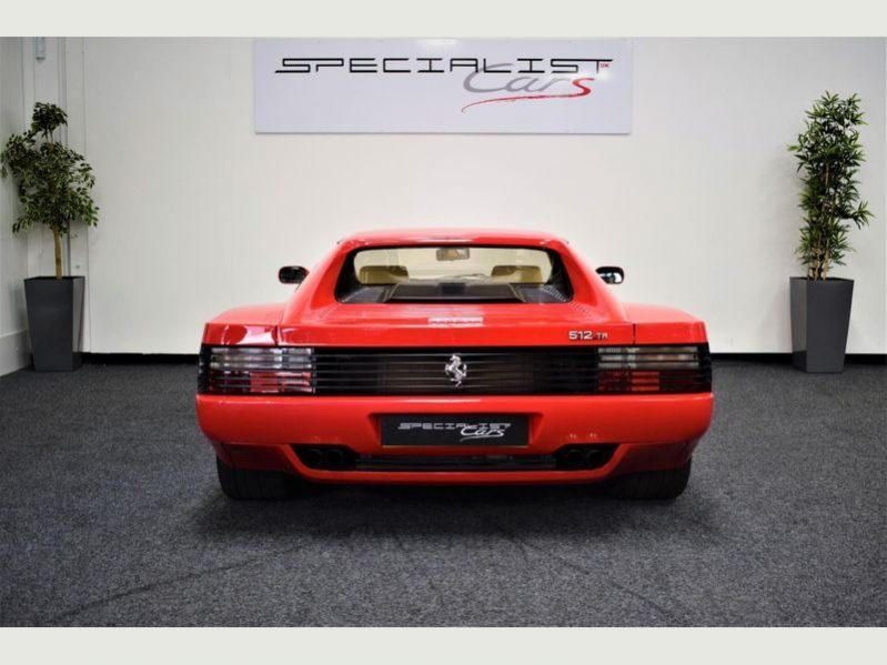 Ferrari 512 TR ABS 1 OWNER 5.0 2dr full