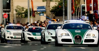 Fastest Police Cars In The World