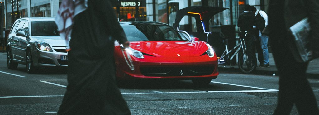 Ferrari Hire UK