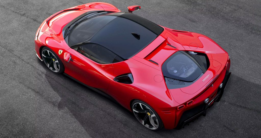 Ferrari SF90 Stradale Announced