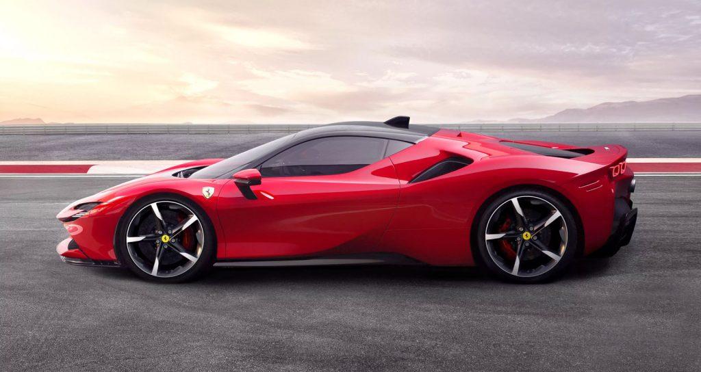 Ferrari SF90 Stradale Announced