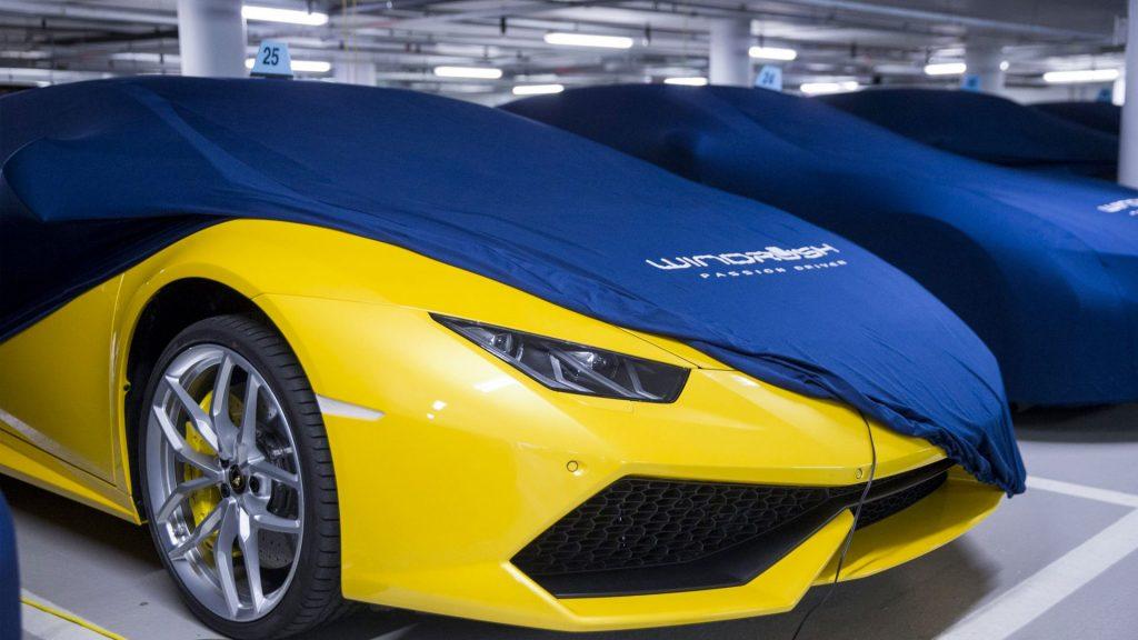 Windrush Supercar Parking