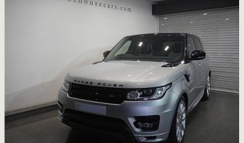 Land Rover Range Rover Sport 3.0 SD V6 Autobiography Dynamic CommandShift 2 4X4 (s/s) 5dr full