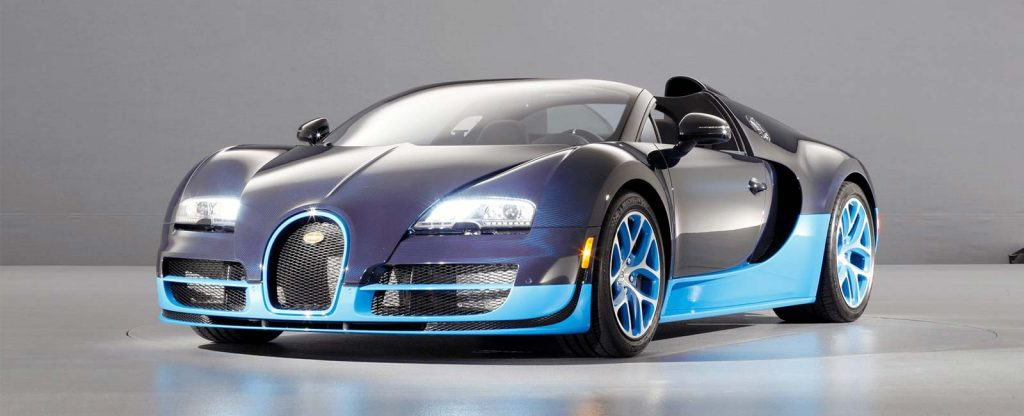 Bugatti Veyron 16-4 For Sale
