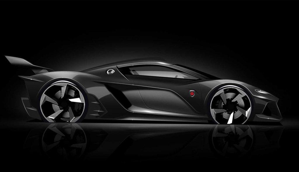 Gemballa New Supercar