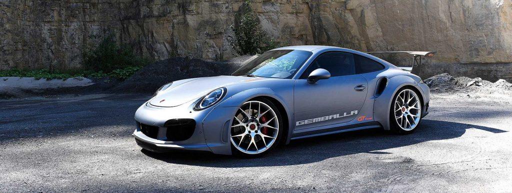 Gemballa Porsche 911 Turbo