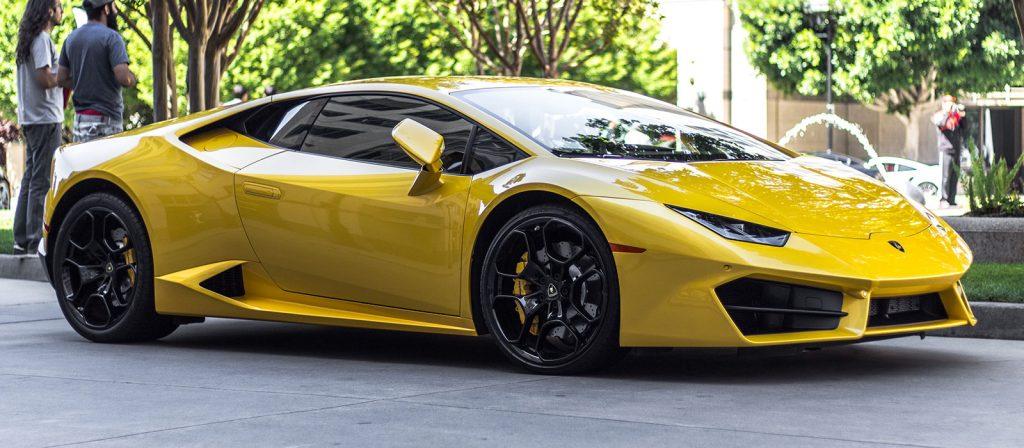 Lamborghini Huracan Depreciation