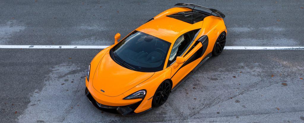 McLaren 570s For Sale